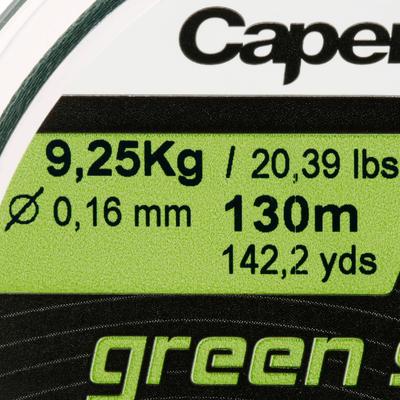 ضفيرة صيد BRAID 4X أخضر دخاني 130 متر