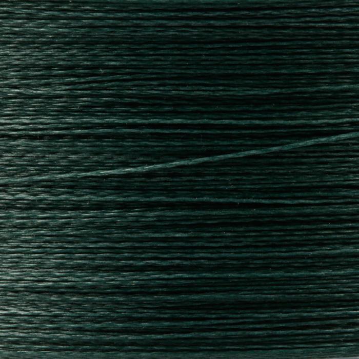 Gevlochten vislijn Braid 4 X rookgroen 130 m