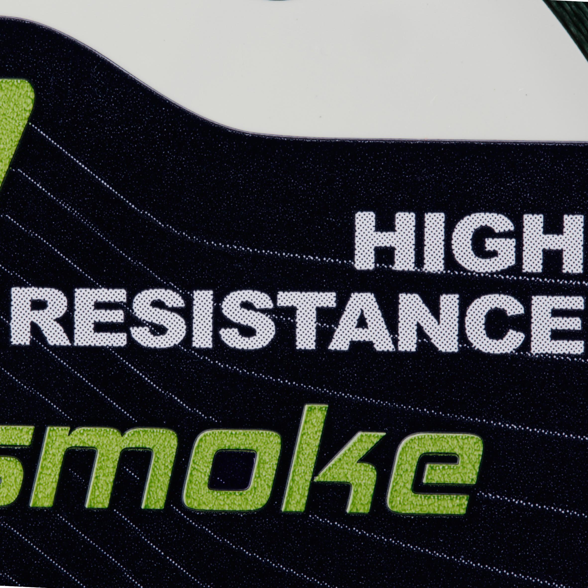 FISHING LINE BRAID 4X GREEN SMOKE 300 M