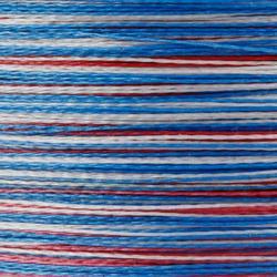 Gevlochten vislijn 4X multicolor