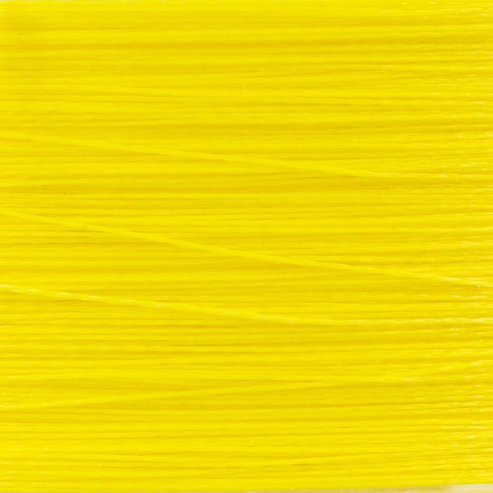 Angelschnur geflochten TX4 130 m gelb