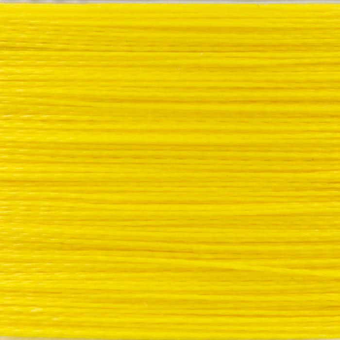 TRESSE PÊCHE BRAID 4X YELLOW 130 M - 705800