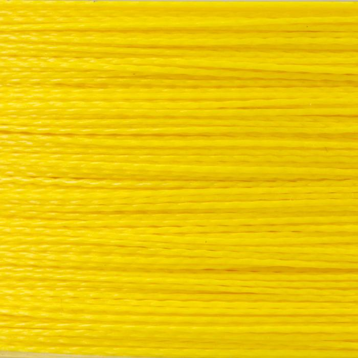 TRESSE PÊCHE BRAID 4X YELLOW 130 M - 705805