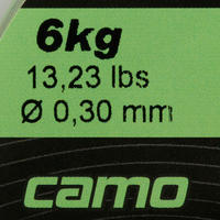 Fil de pêche à la carpe Camo 1000 M