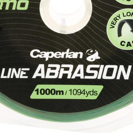 """KARPIŲ ŽVEJYBOS VALAS """"LINE ABRASION CAMO"""", 1 000 M"""