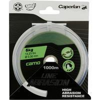 Abrasion carp fishing line Camo 1000 M