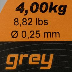 Schuurvaste vislijn grijs 500 m