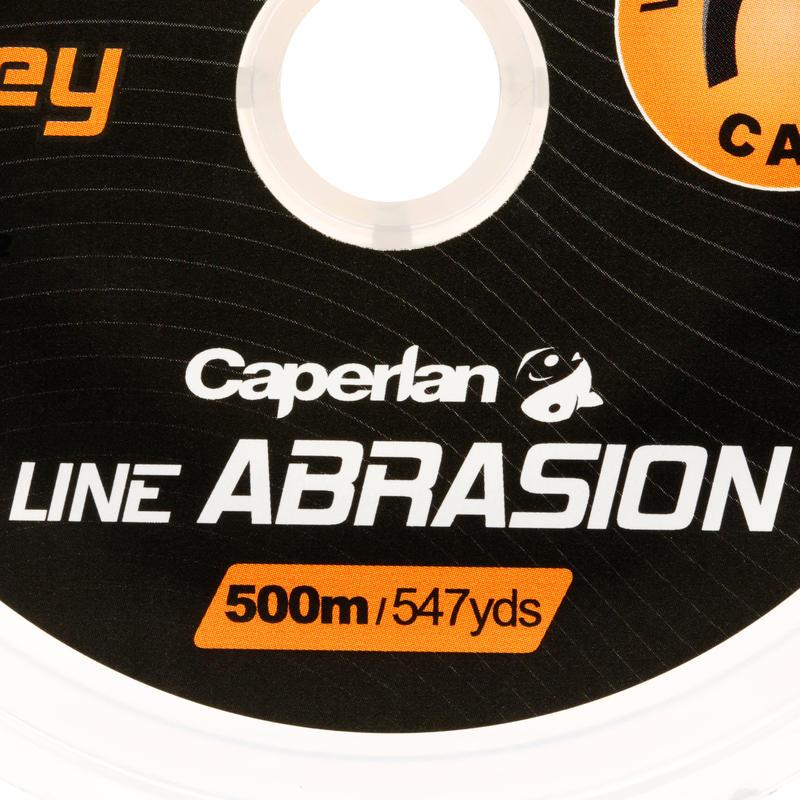 LÍNEA DE PESCA LINE ABRASION GREY 500 m