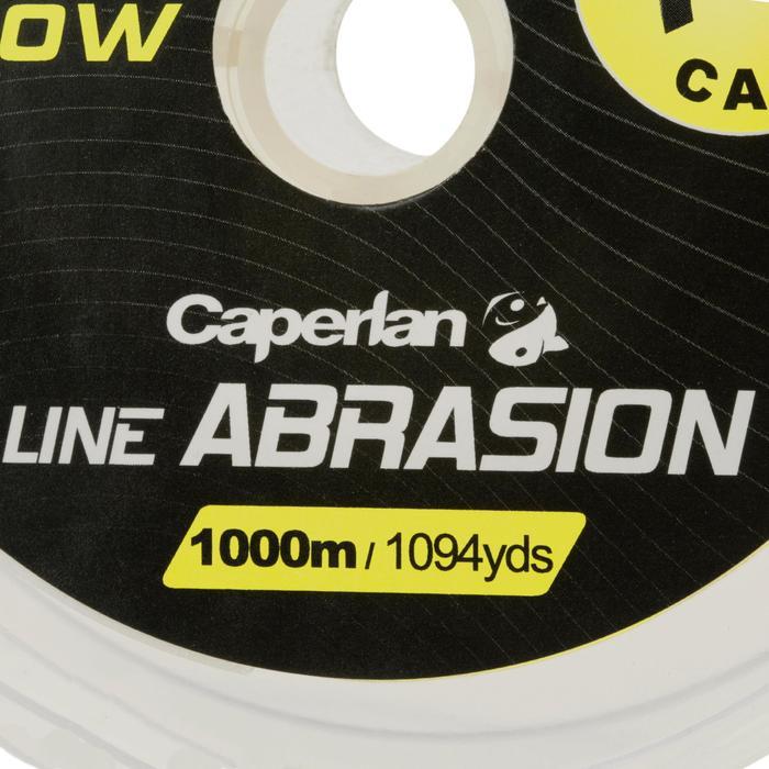 FIL DE PÊCHE LINE ABRASION YELLOW 1000 M - 705922
