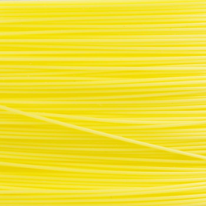 Sedal de pesca line abrasion yellow 1000 m