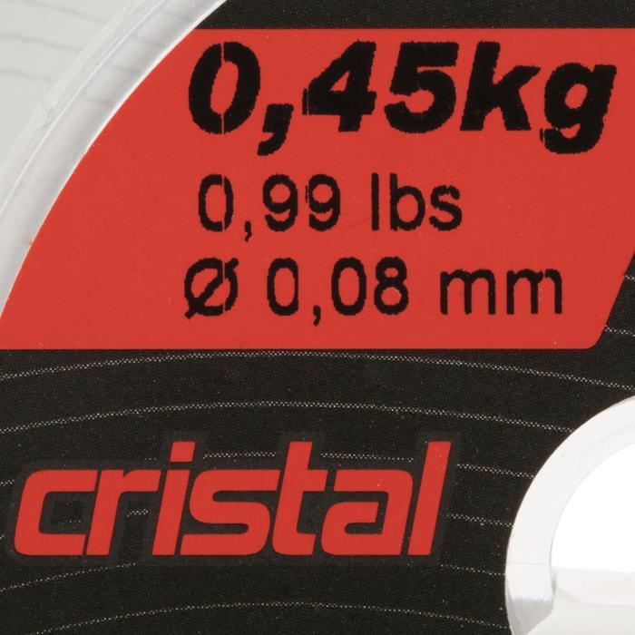 FIL DE PÊCHE LINE RESIST CRISTAL 100 M - 705982