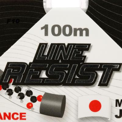 FIL DE PÊCHE LINE RESIST CRISTAL 100 M
