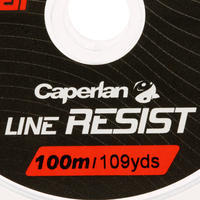 LINE RESIST CRISTAL 100 M FISHING LINE
