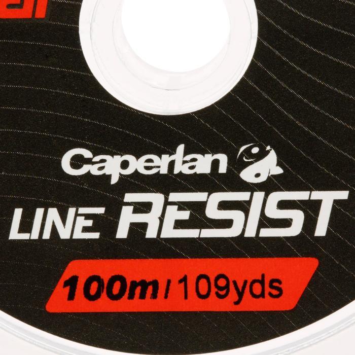 FIL DE PÊCHE LINE RESIST CRISTAL 100 M - 706000