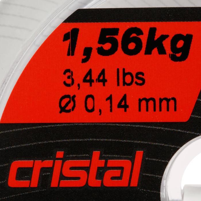FIL DE PÊCHE LINE RESIST CRISTAL 100 M - 706001
