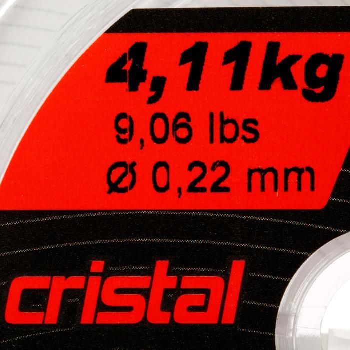 SEDAL DE PESCA LINE RESIST CRISTAL 150 m