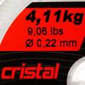 VLASCE KRATŠIE AKO 150 M RYBOLOV - LINE RESIST CRISTAL 150 M  CAPERLAN - RYBÁRSKA BIŽUTÉRIA