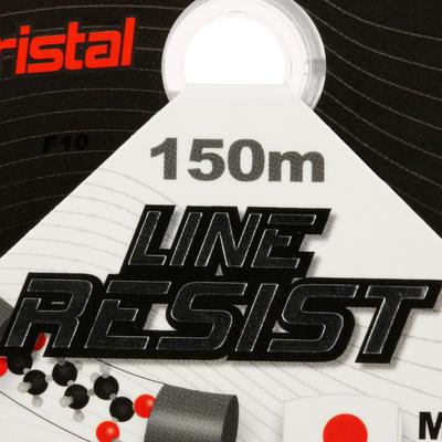 חוט דיג LINE RESIST CRISTAL 150 M