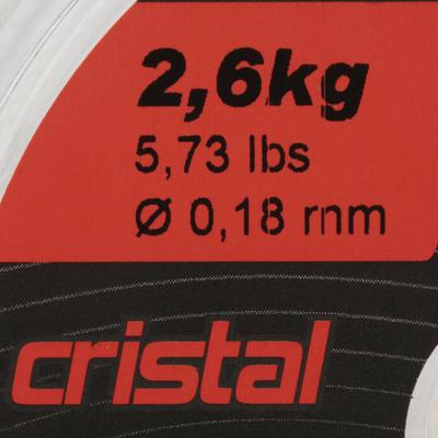 חוט דיג עמיד CRISTAL 250m