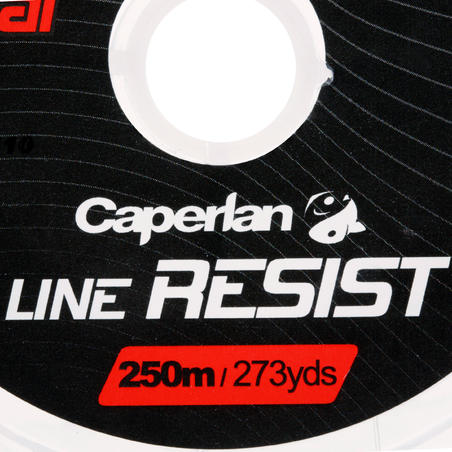 RESIST CRISTAL 250 M FISHING LINE