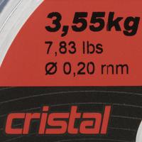 ខ្សែរសន្ទូចស្ទូចត្រី  CRISTAL 250 ម