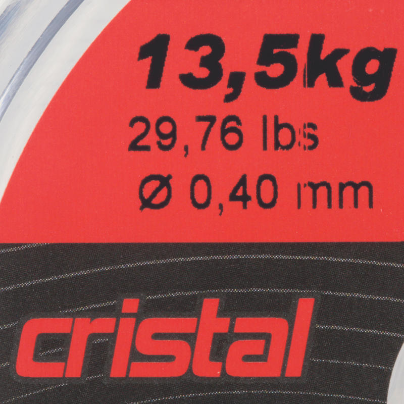 SEDAL DE PESCA LINE RESIST CRISTAL 250 m