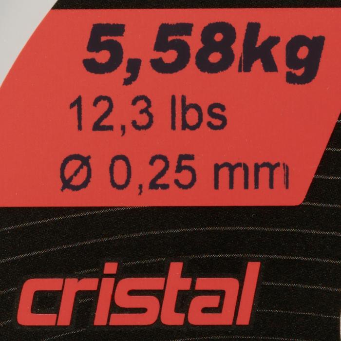 FIL PÊCHE EN MER LINE RESIST CRISTAL 500 M - 706051