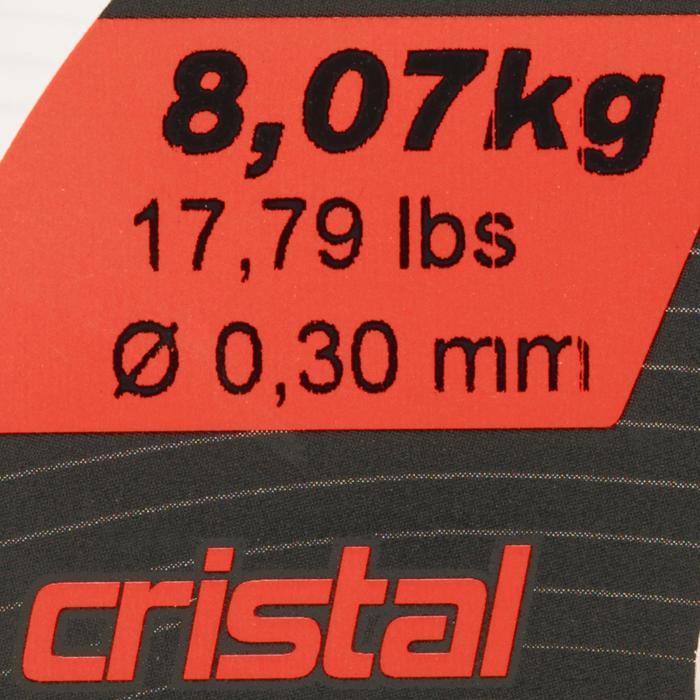 FIL PÊCHE EN MER LINE RESIST CRISTAL 500 M - 706062