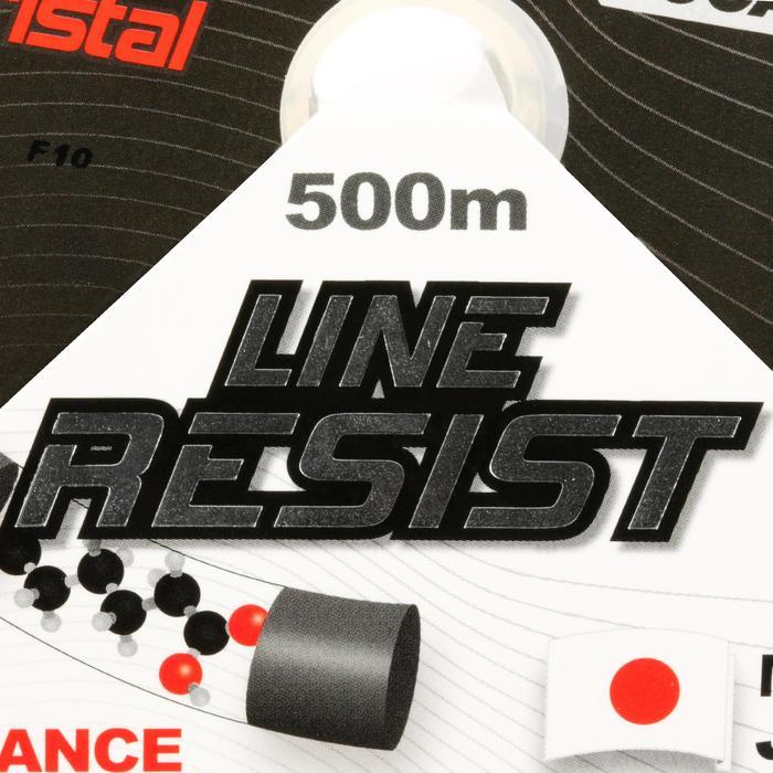 FIL PÊCHE EN MER LINE RESIST CRISTAL 500 M - 706064