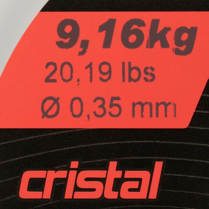 FIL PÊCHE EN MER LINE RESIST CRISTAL 500 M - 706071