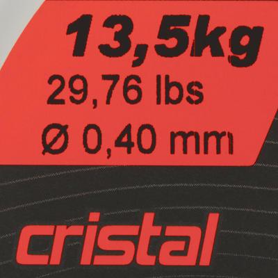 Fil de pêche en mer LINE RESIST CRISTAL 500 M