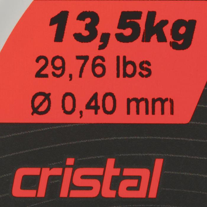 FIL PÊCHE EN MER LINE RESIST CRISTAL 500 M - 706072