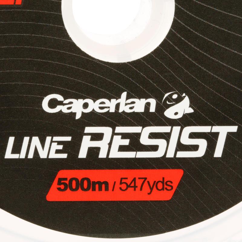 LINE RESIST CRISTAL 500 M Sea Fishing Line