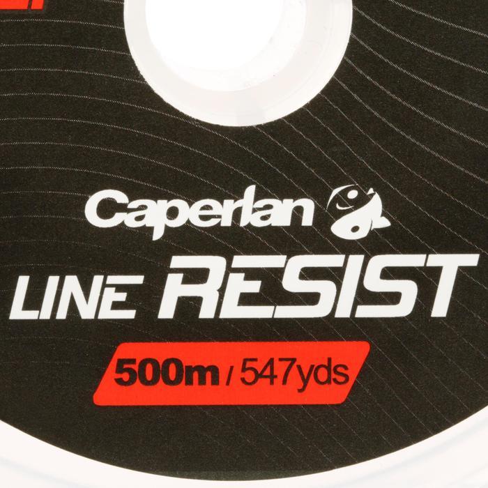 FIL PÊCHE EN MER LINE RESIST CRISTAL 500 M - 706075