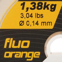 Line Resist fluo-oranje 150 m - 706083
