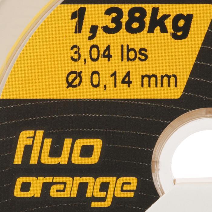 FIL LINE RESIST FLUO ORANGE 150M - 706083