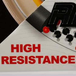 Line Resist fluo-oranje 150 m - 706084