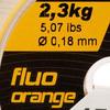 Line Resist fluo-oranje 150 m - 706102