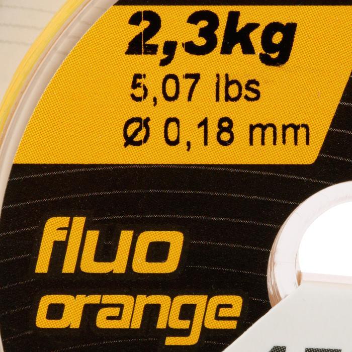 FIL LINE RESIST FLUO ORANGE 150M - 706102