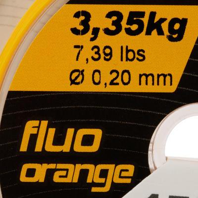 RESIST FISHING LINE FLUO ORANGE 150M