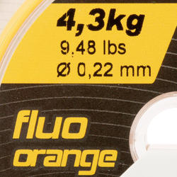 Line Resist fluo-oranje 150 m - 706107