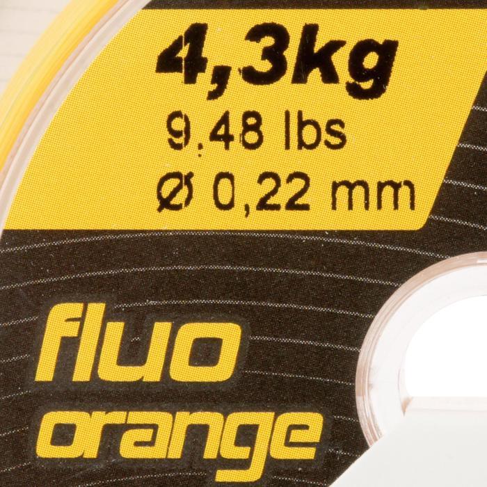 FIL LINE RESIST FLUO ORANGE 150M - 706107