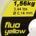 VLASCE DO 150 M Rybolov - VLASEC RESIST FLUO 150M CAPERLAN - Rybářské vybavení