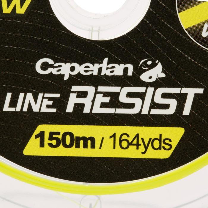 Hauptschnur Line Resist 150 m neongelb