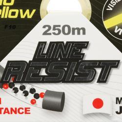 Vislijn Resist fluogeel 250 m