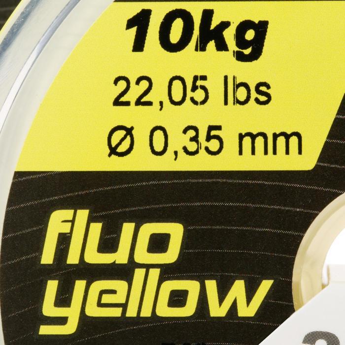 FIL DE PÊCHE LINE RESIST FLUO YELLOW 250 M - 706161