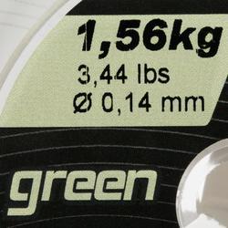 SEDAL LINE RESIST GREEN 150 m