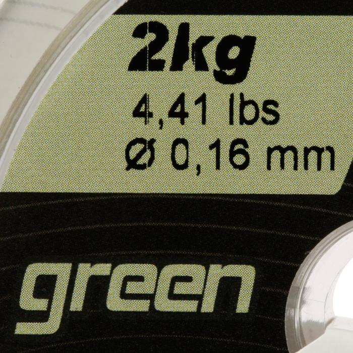 FIL LINE RESIST GREEN 150 M - 706180
