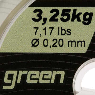 Волосінь Resist для риболовлі, 150 м - Зелена