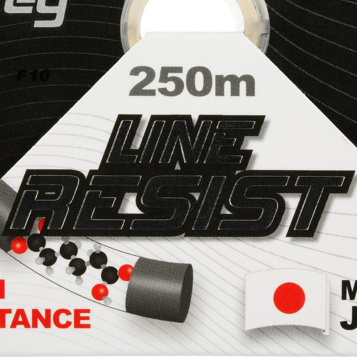 SEDAL DE PESCA LINE RESIST GREY 250 m NEW